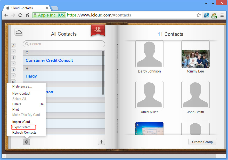 5 Ways to Back Up And Export iPhone Contacts to CSV/VCF/HTML