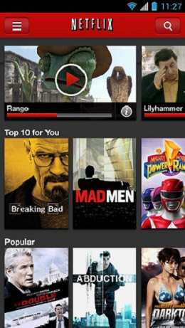 Two Ways to Watch Netflix on Android Devices