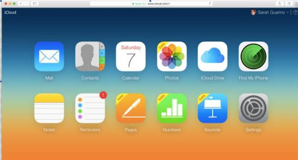 Transfer Photos from iPhoto to iPhone with iCloud Drive on Mac