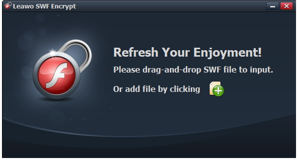 Leawo SWF Encrypt Review for Windows