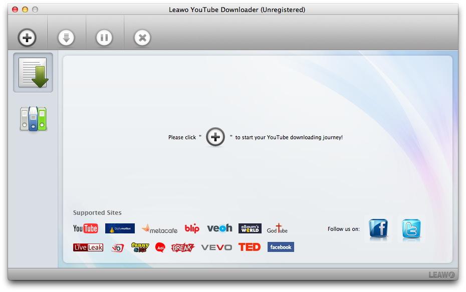 Youtube downloader para mac faa o download e converter vdeos do leawo youtube downloader para macos x 109 mavericks compatvel stopboris Gallery